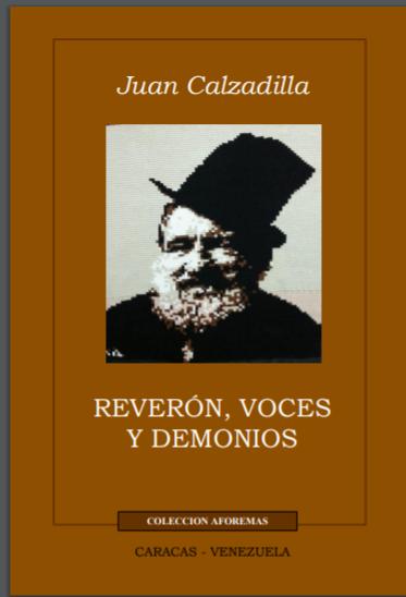 Reverón, voces y demonios - Juan Calzadilla